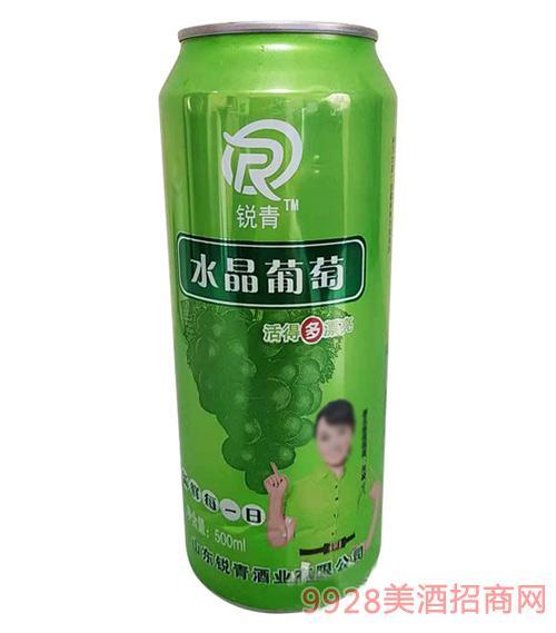 锐青水晶葡萄500mlx24罐