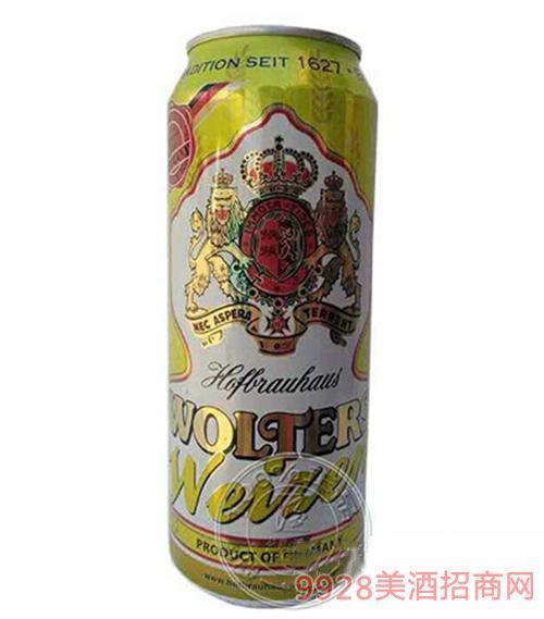 沃勒白啤酒