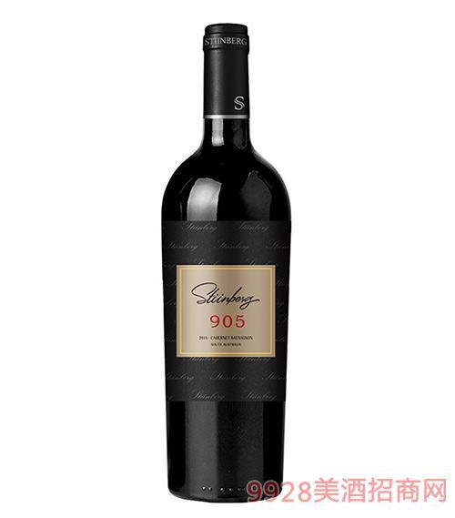 斯丁堡圣山905赤霞珠干红葡萄酒