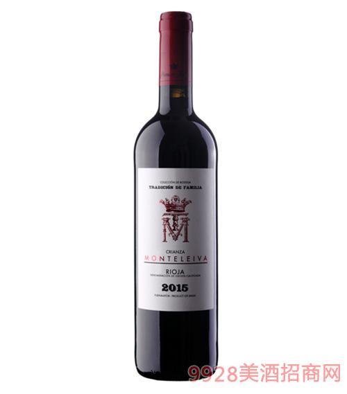 蒙特利华系列陈酿红葡萄酒
