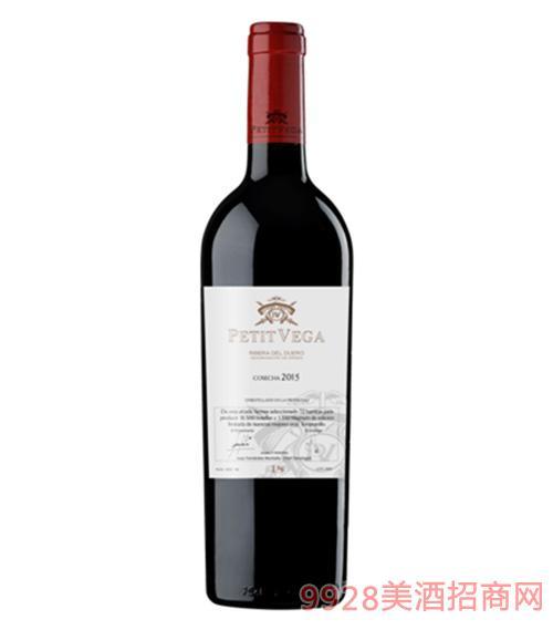 优越小维嘉葡萄酒2015