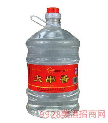 梁父山大串香酒44度5L