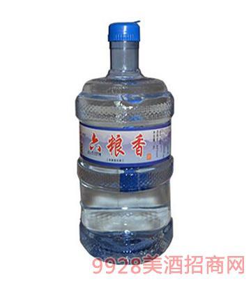 梁父山六粮香酒42度5L