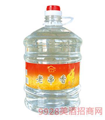 梁父山老串香酒42度5L