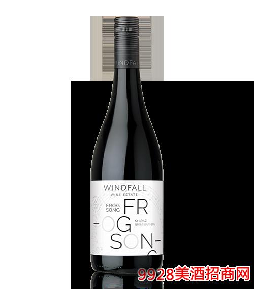 西澳大利亚永富酒庄西拉葡萄酒13度750ml