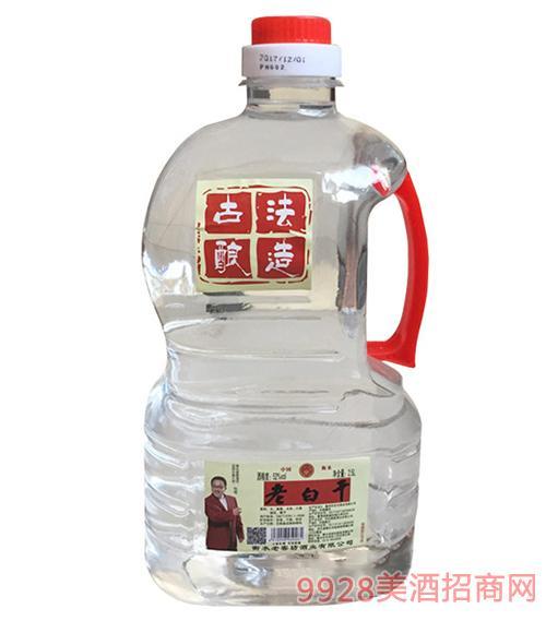 通途老白干酒桶装2.5L酒