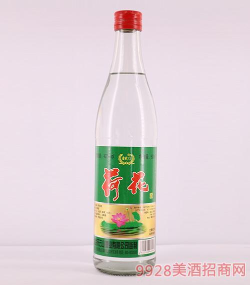 玄武门荷花酒42度500ml浓香型白酒