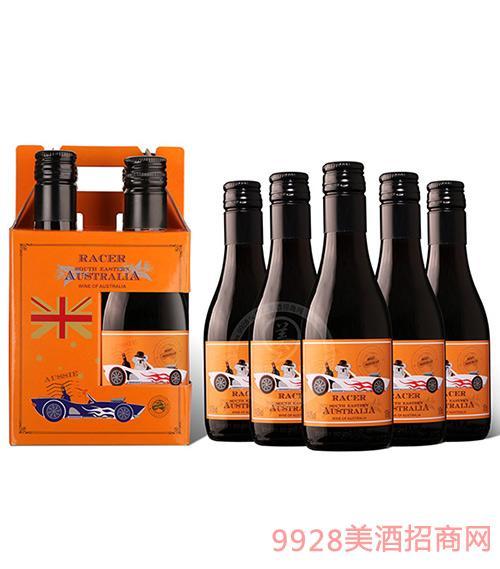 澳洲��手西拉干�t葡萄酒橙��