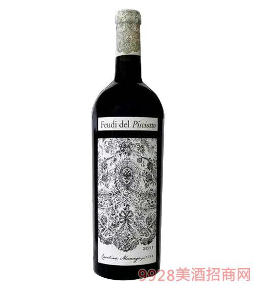 意大利费碧酒庄弗莱帕托红葡萄酒750ml