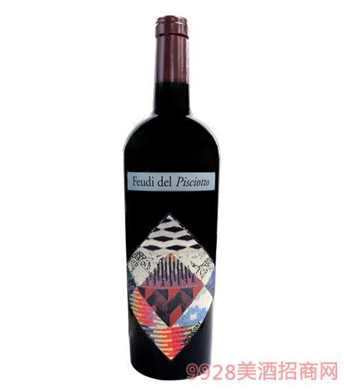意大利费碧酒庄赤霞珠红葡萄酒750ml