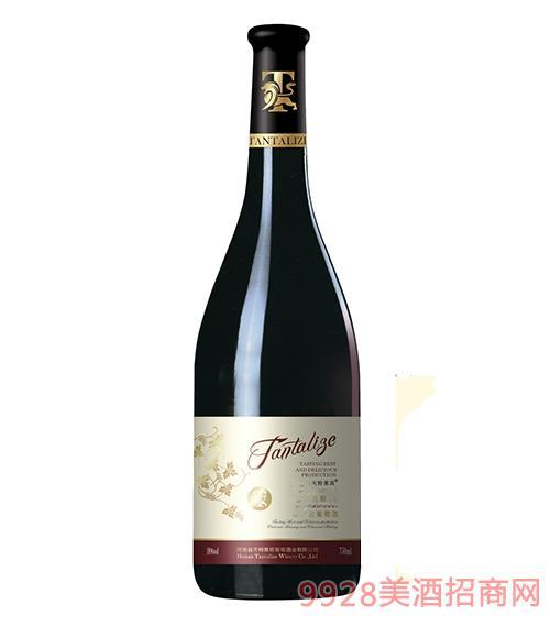 天特莱思保健型甜红葡萄酒18度