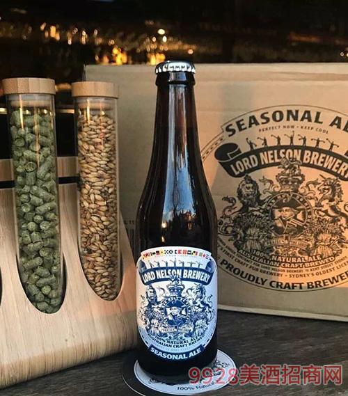 尼尔森勋爵111英式印度淡艾尔啤酒