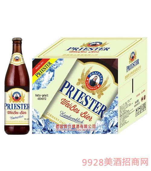 教仕啤酒490mlx12