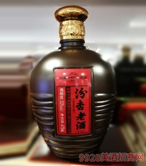 汾杏老酒53度475ml