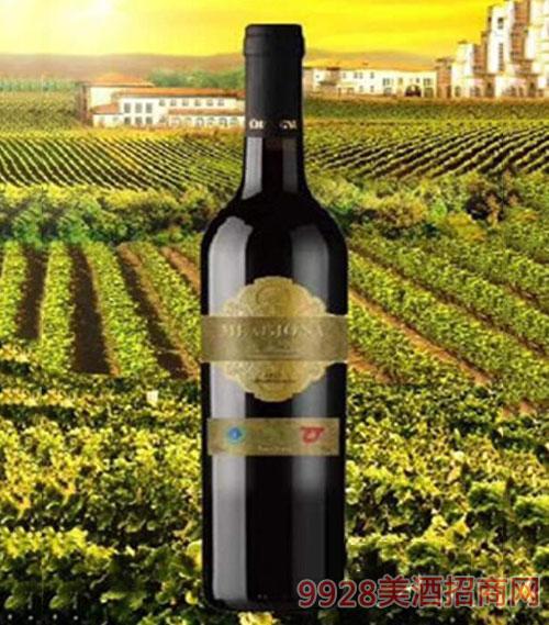 西班牙有机干红葡萄酒
