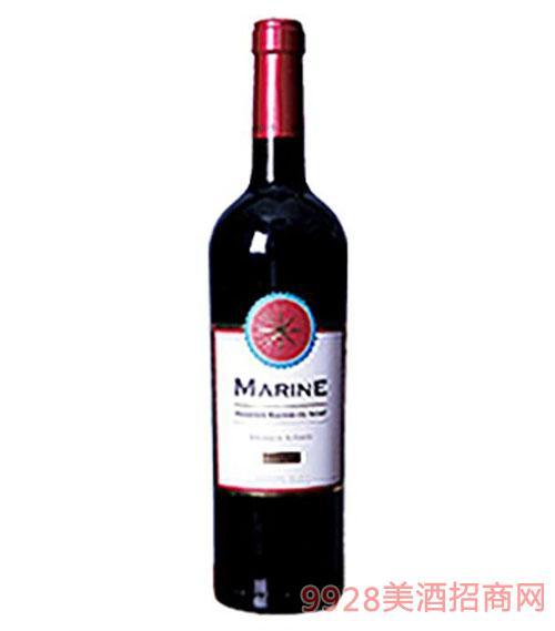 智利拉维古拉干红(红帽)葡萄酒750ml