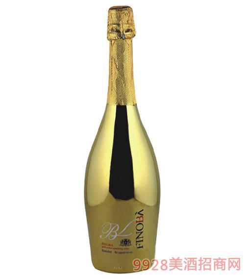 芙若兰西班牙黄金甲葡萄起泡酒