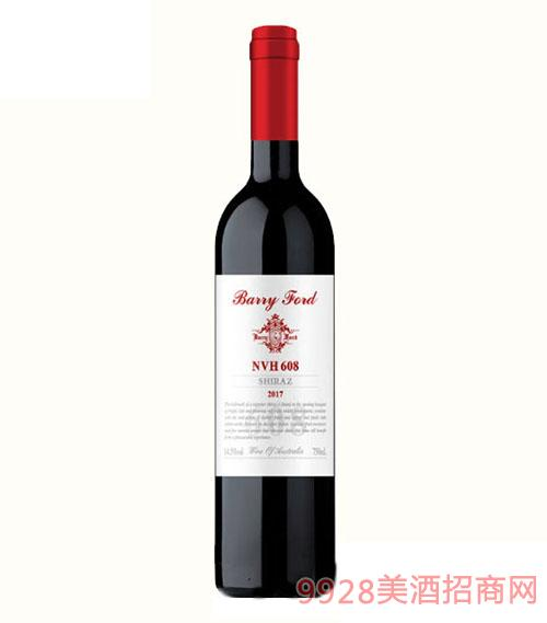 奔富NVH608干红葡萄酒