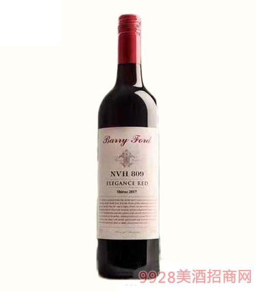 奔富NVH809干红葡萄酒