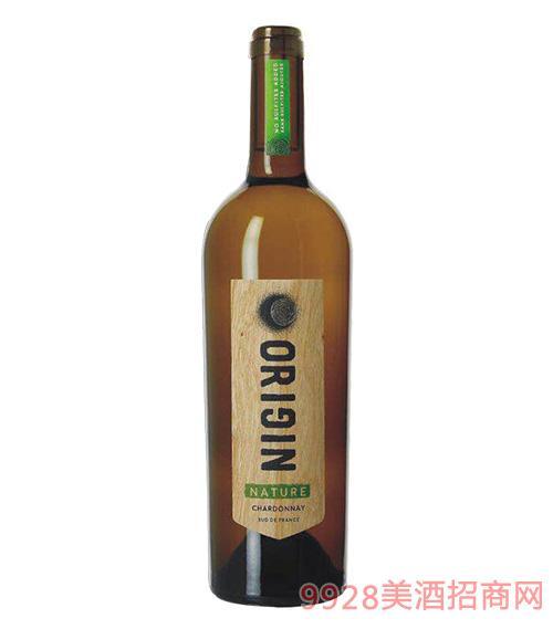 木酩-霞多丽干白葡萄酒13度750ml