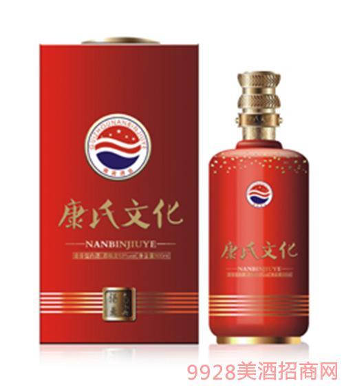 康氏文化酱香型白酒53度500ml