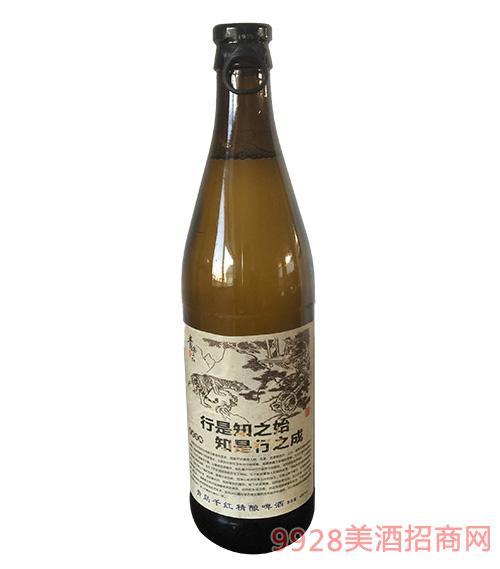青岛千红精酿啤酒行是知之始,知是行之成