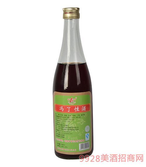 冯了性酒45度500ml