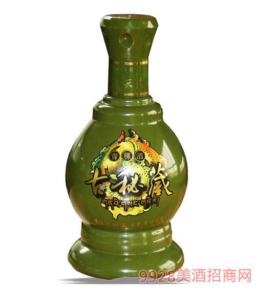 古秘藏青稞酒吐蕃天泉43度500ml