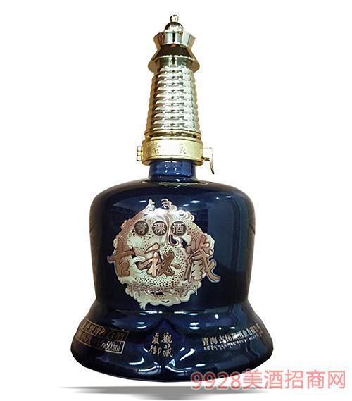 古秘藏青稞酒贞观御藏43度500ml