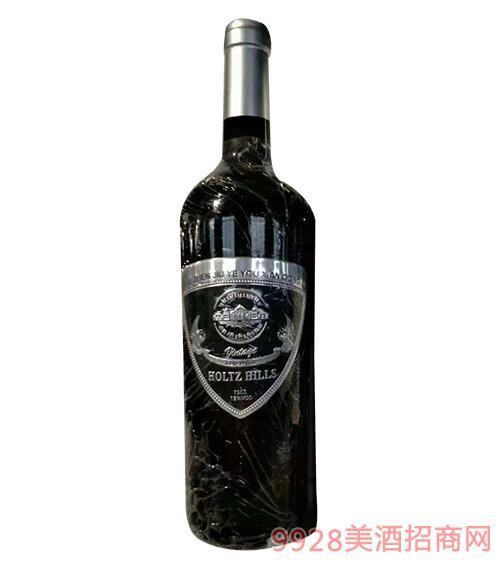 法国城堡华姿山庄干红葡萄酒750Ml