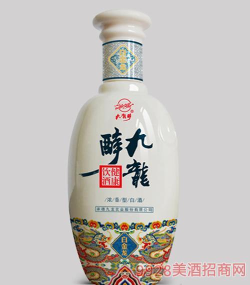 白金龙酒38度500ml1x6