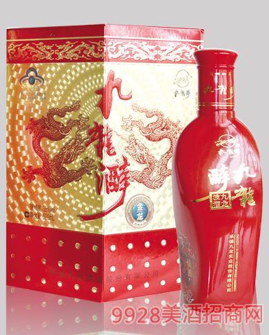 红金龙酒39度500ml