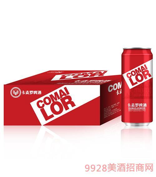 德国卡麦罗啤酒易拉罐330mlx24细高罐
