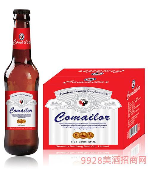 德国卡麦罗啤酒瓶装330mlx24