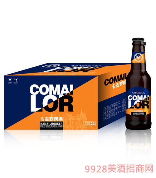 德国卡麦罗啤酒瓶装218mlx24