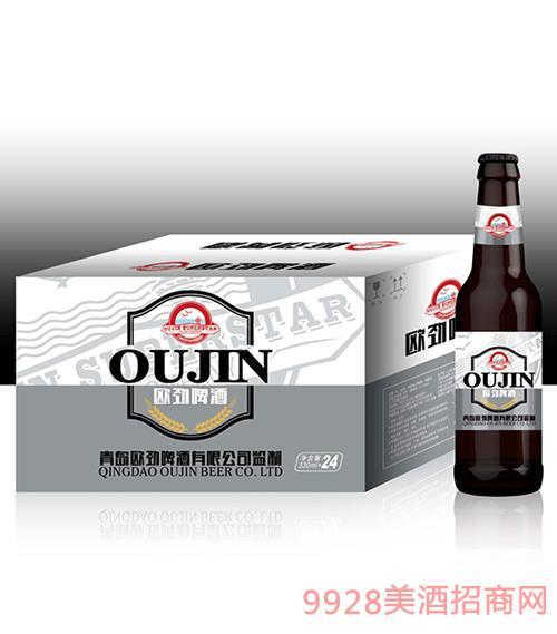 欧劲啤酒瓶装330mlx24