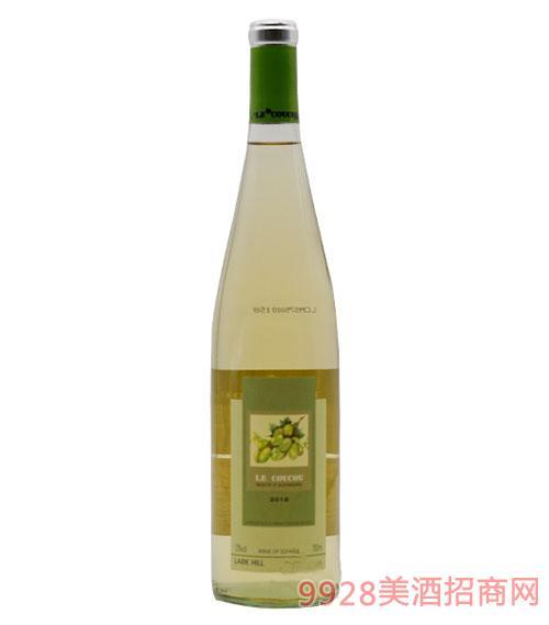 布谷鸟莫斯卡托半甜白葡萄酒