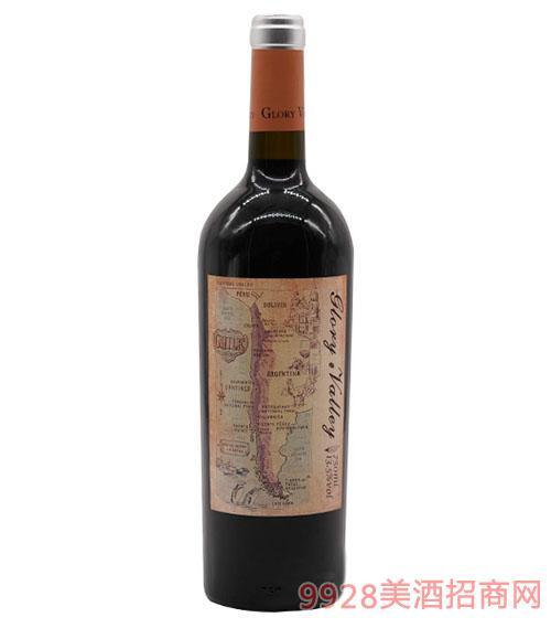 光辉山谷赤霞珠干红葡萄酒