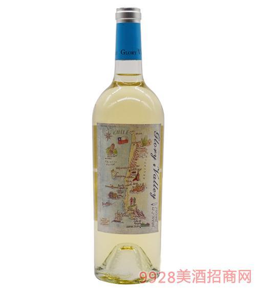 光辉山谷霞多丽干白葡萄酒