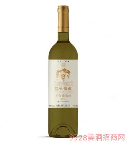 仪尔乡都有机干白葡萄酒