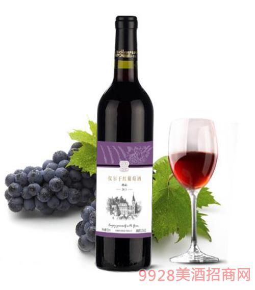 仪尔精品干红葡萄酒750ML