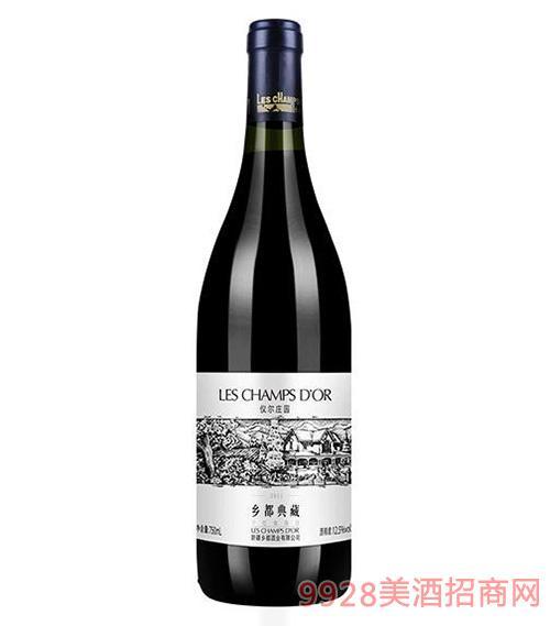 乡都有机典藏干红葡萄酒750ML