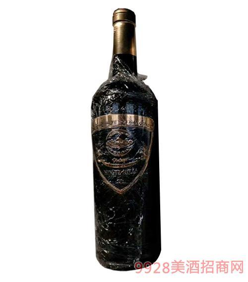 法國拉菲城堡華姿山莊干紅葡萄酒(金牌)750Ml