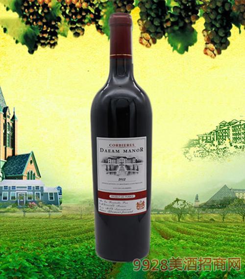 法国梦幻城堡AOC葡萄酒