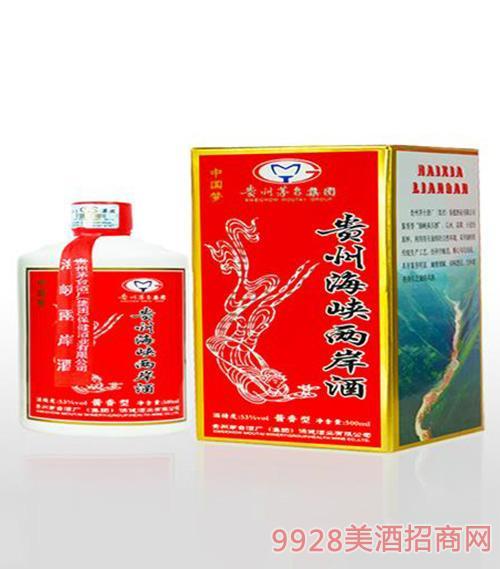 贵州海峡两岸酒(中国梦)53度500ml
