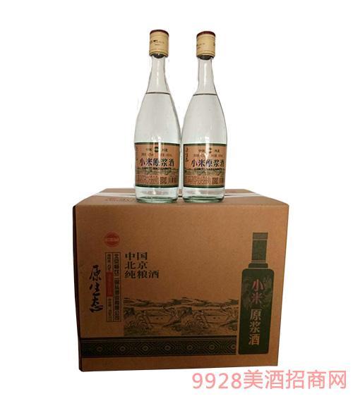 小米原浆酒42度450mlx12