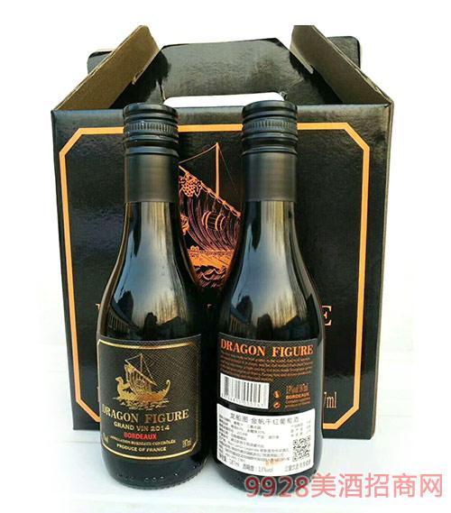 龙船图波尔多葡萄酒2014