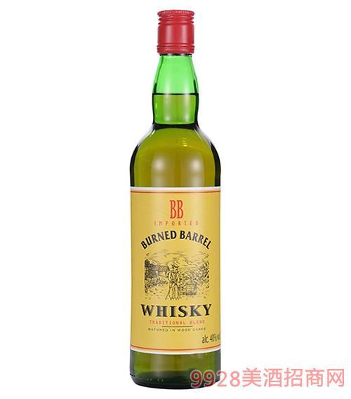 BB威士忌酒