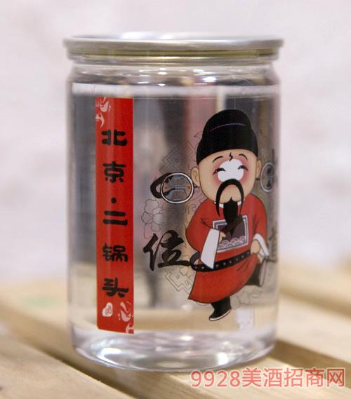 北京二锅头酒C位出道