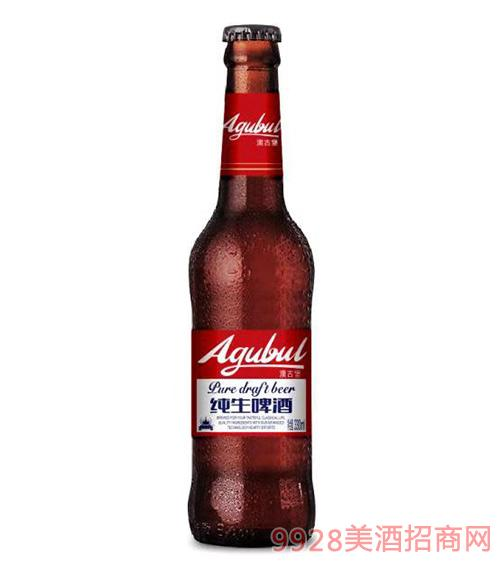 澳古堡纯生啤酒330ml